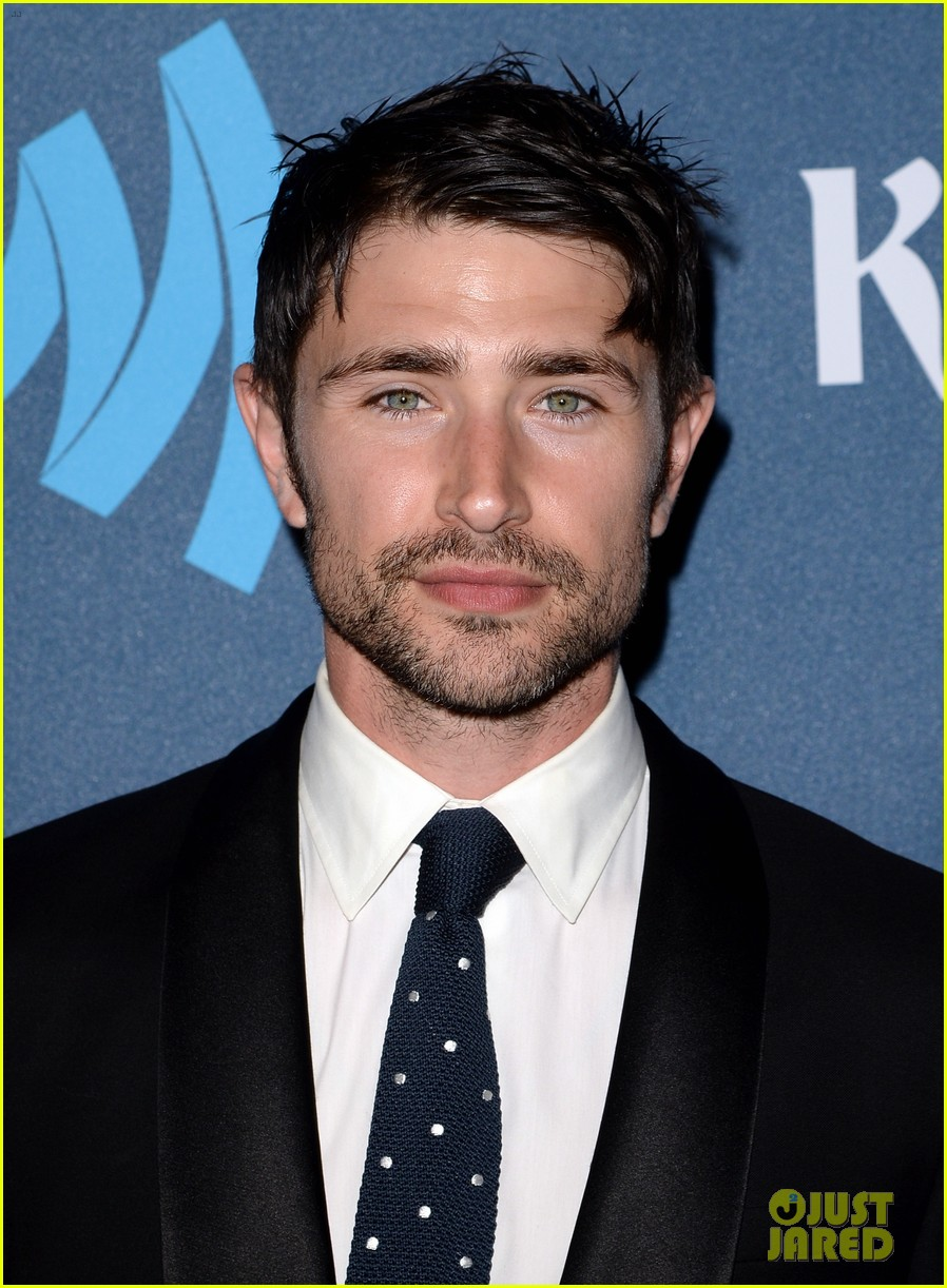 matt dallas blue hamilton glaad media awards 2013 022854474