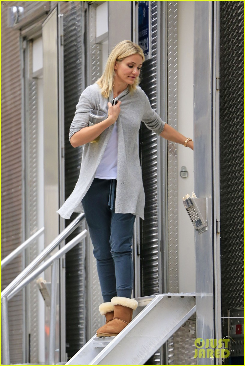 cameron diaz the other woman set break 032857134