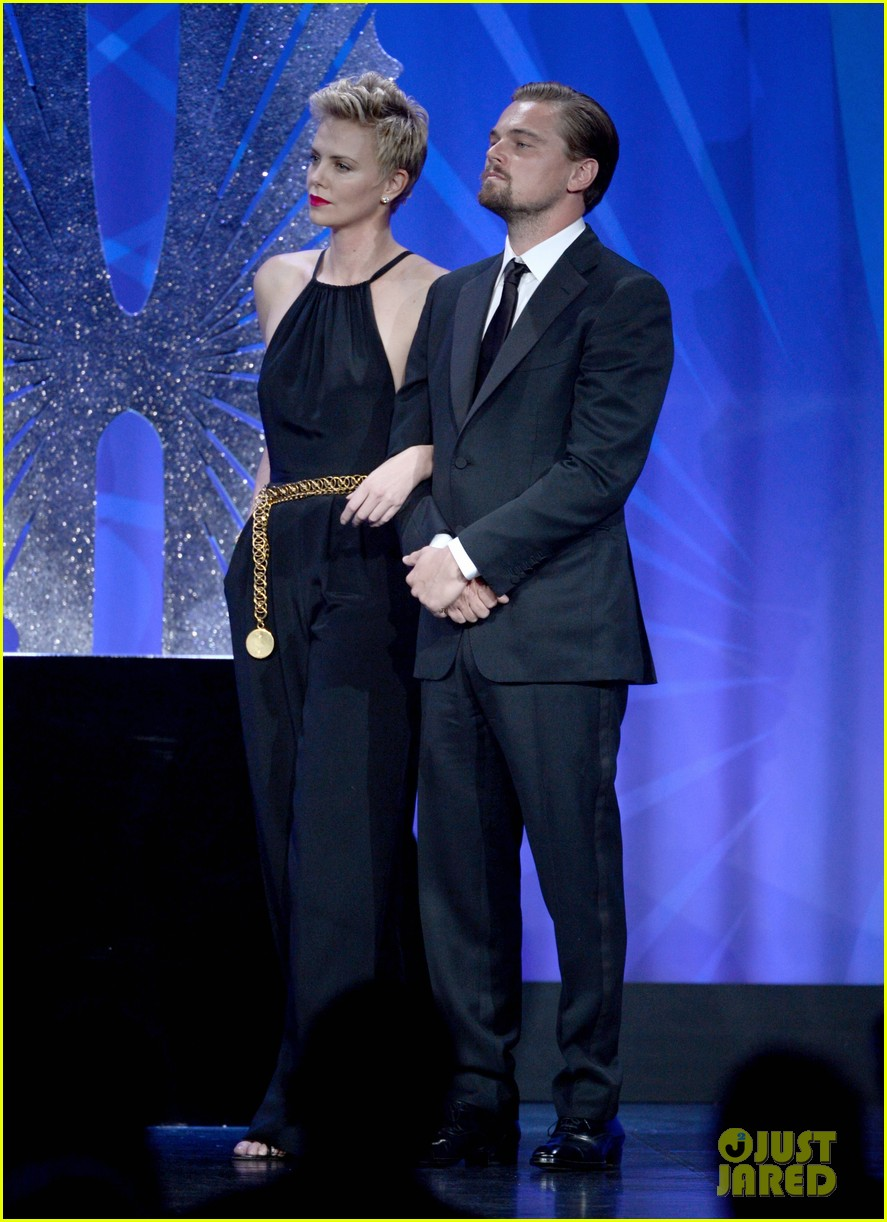 leonardo dicaprio tobey maguire glaad media awards 2013 012854497