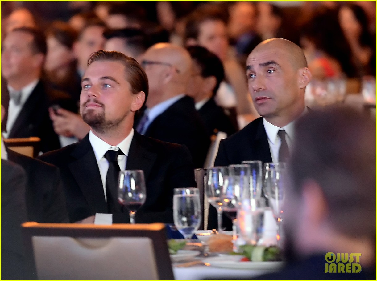 leonardo dicaprio tobey maguire glaad media awards 2013 072854503