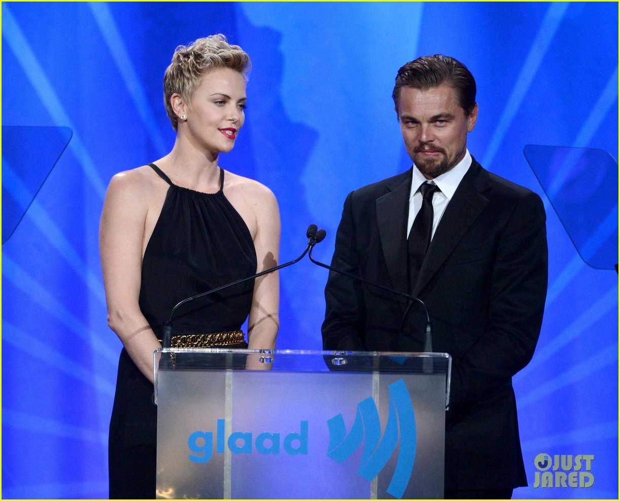 leonardo dicaprio tobey maguire glaad media awards 2013 182854514