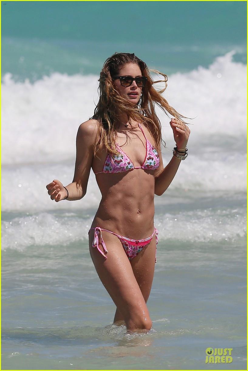 doutzen kroes bikini photo shoot with sunnery james 342860965
