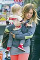 hilary duff mike comrie family breakfast with luca 10