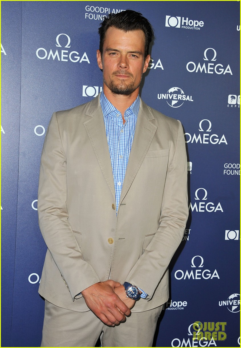 josh duhamel planet ocean launch 062853554