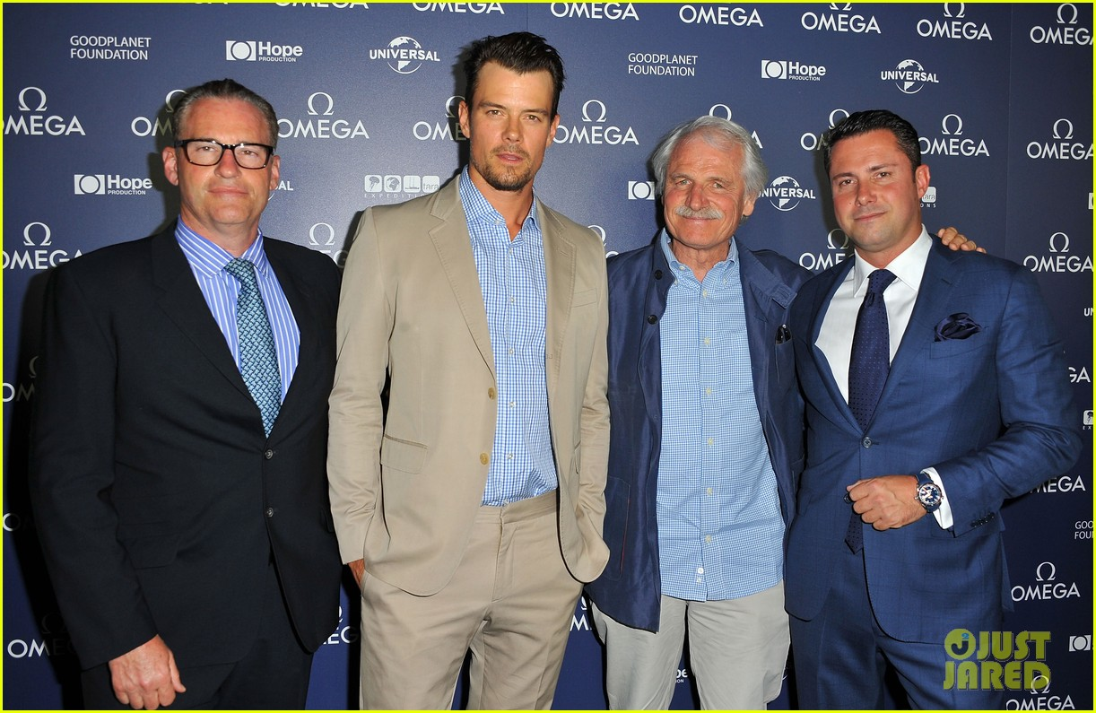 josh duhamel planet ocean launch 112853559