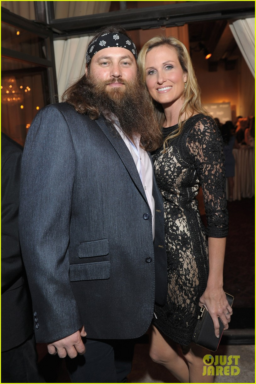 duck dynasty stars white house correspondents dinner 2013 042859630