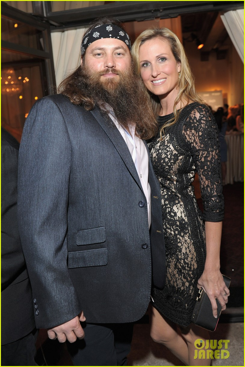 duck dynasty stars white house correspondents dinner 2013 072859633