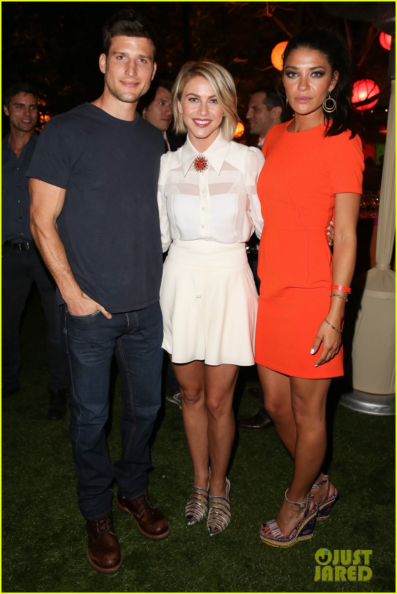 ed westwick jessica szohr city year los angeles fundraiser 2013 012854718