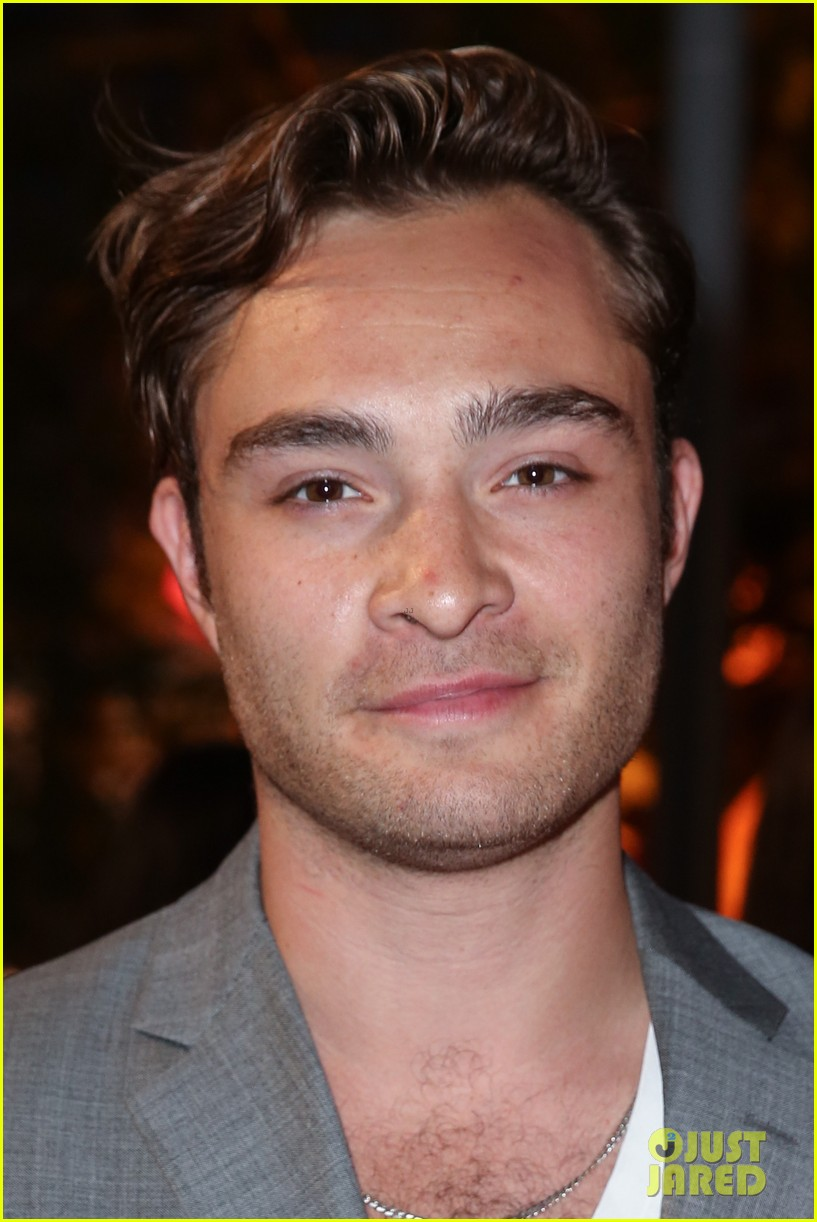 ed westwick jessica szohr city year los angeles fundraiser 2013 022854719