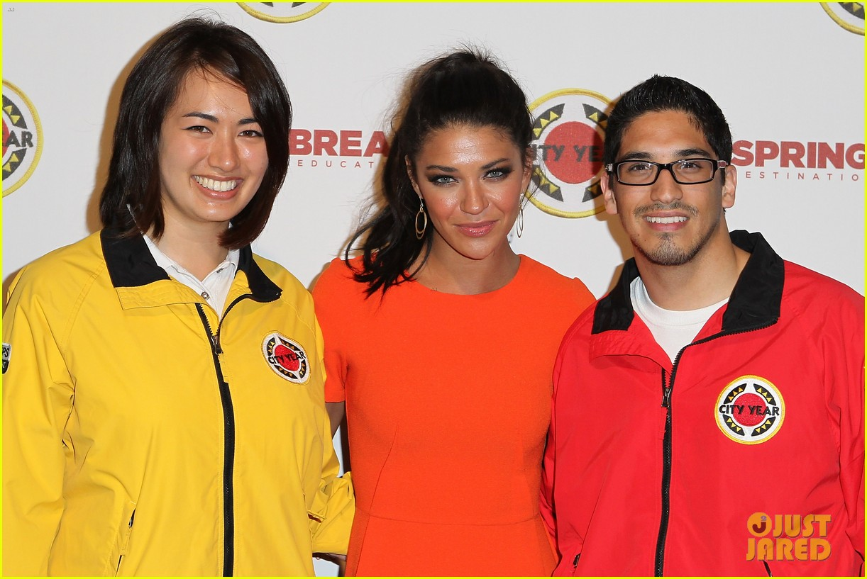 ed westwick jessica szohr city year los angeles fundraiser 2013 112854728