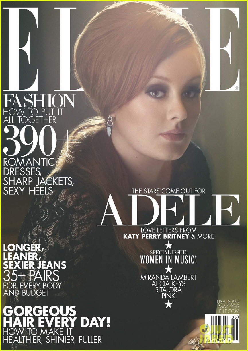 adele covers elle may 2013 012846263