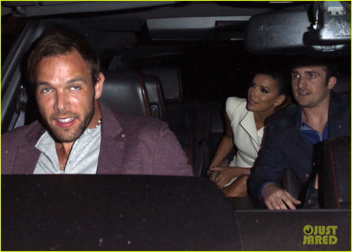 eva longoria beso dinner with ernesto arguello 042857239