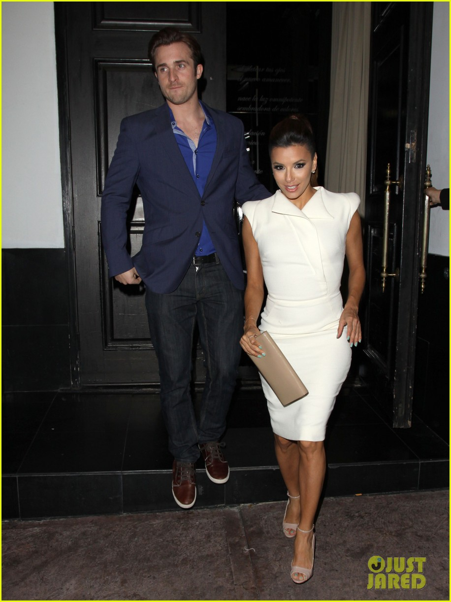 eva longoria beso dinner with ernesto arguello 08