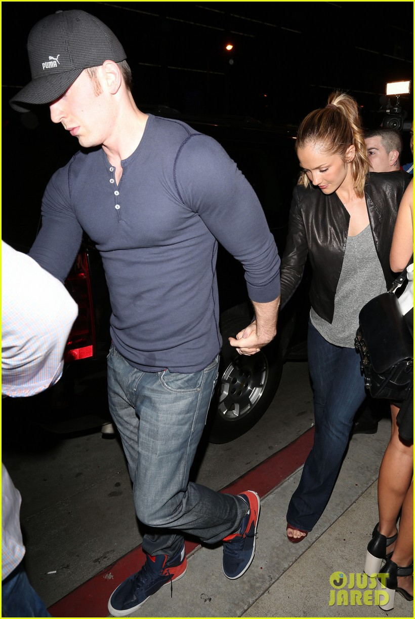 chris evans minka kelly bootsy bellows with cam gigandet 012859888