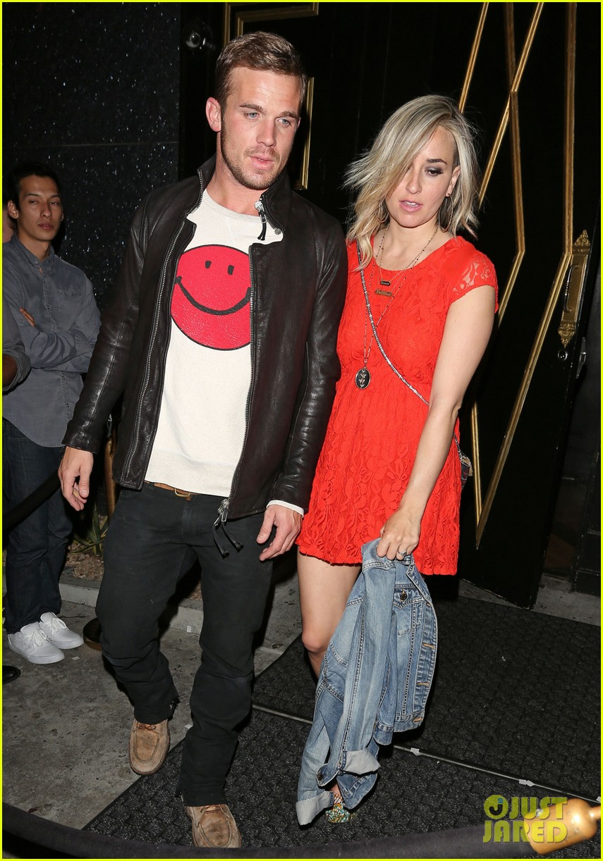 chris evans minka kelly bootsy bellows with cam gigandet 022859889