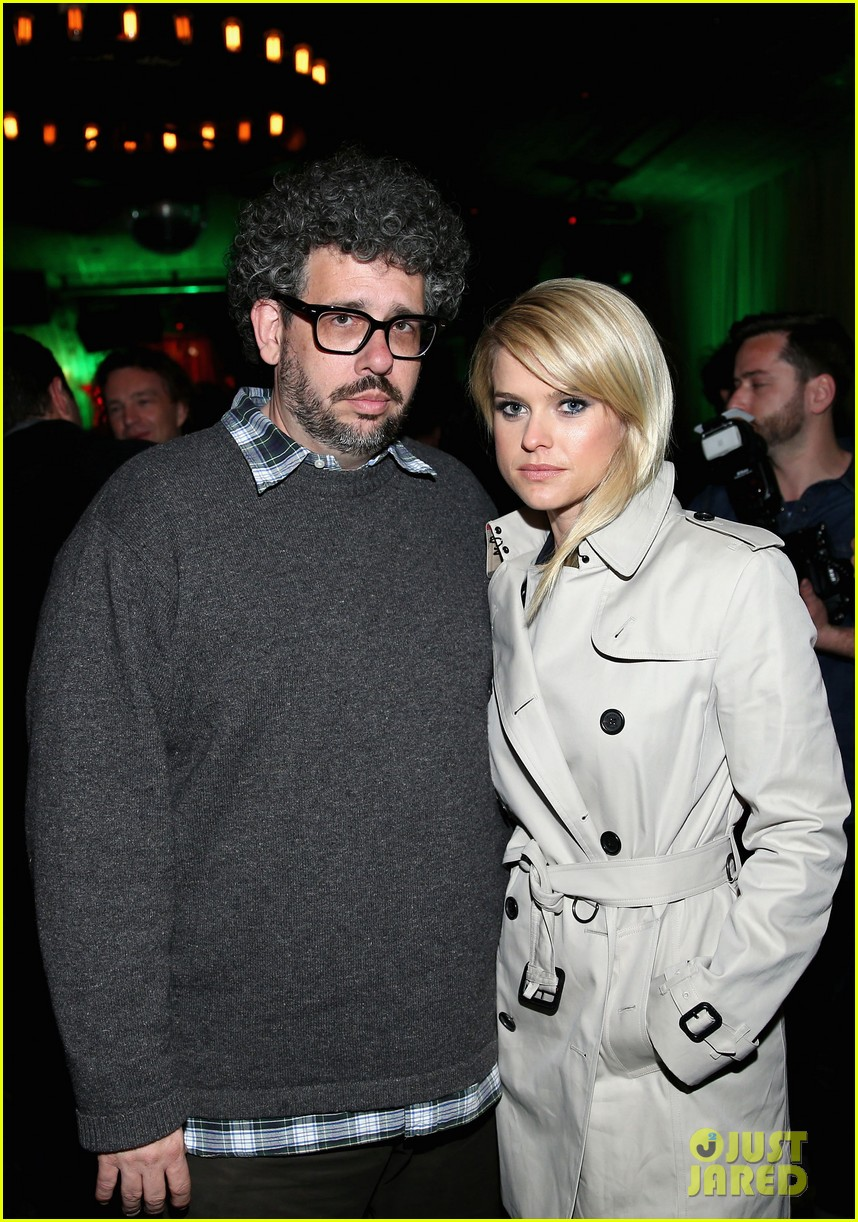 alice eve some velvet morning tribeca premiere 042855547