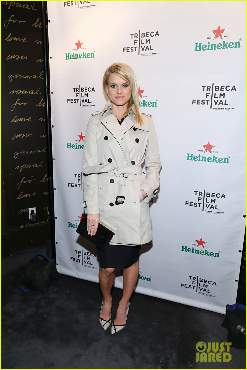 alice eve some velvet morning tribeca premiere 152855558