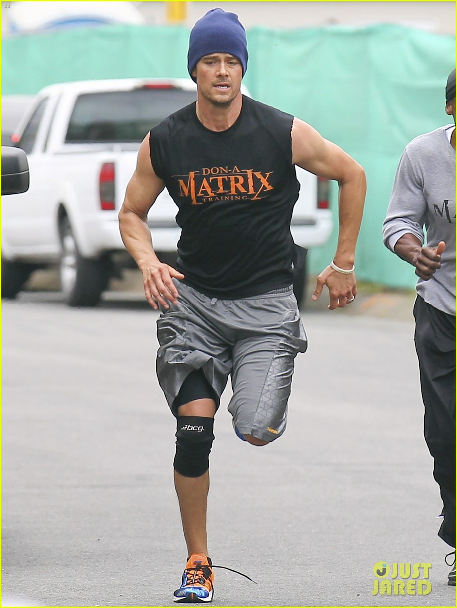 fergie josh duhamel easter sunday church goers 06