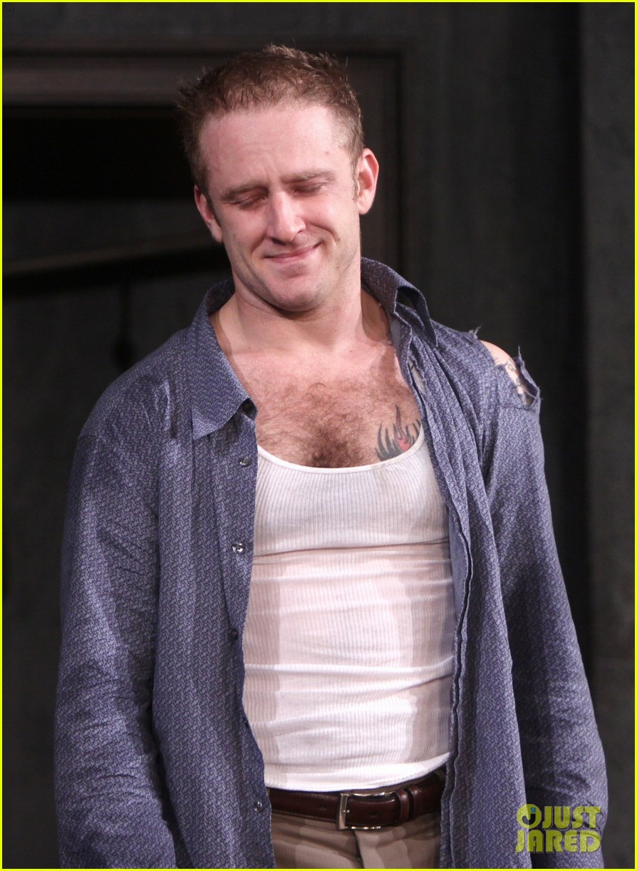 ben foster tom sturridge orphans broadway opening 182853616