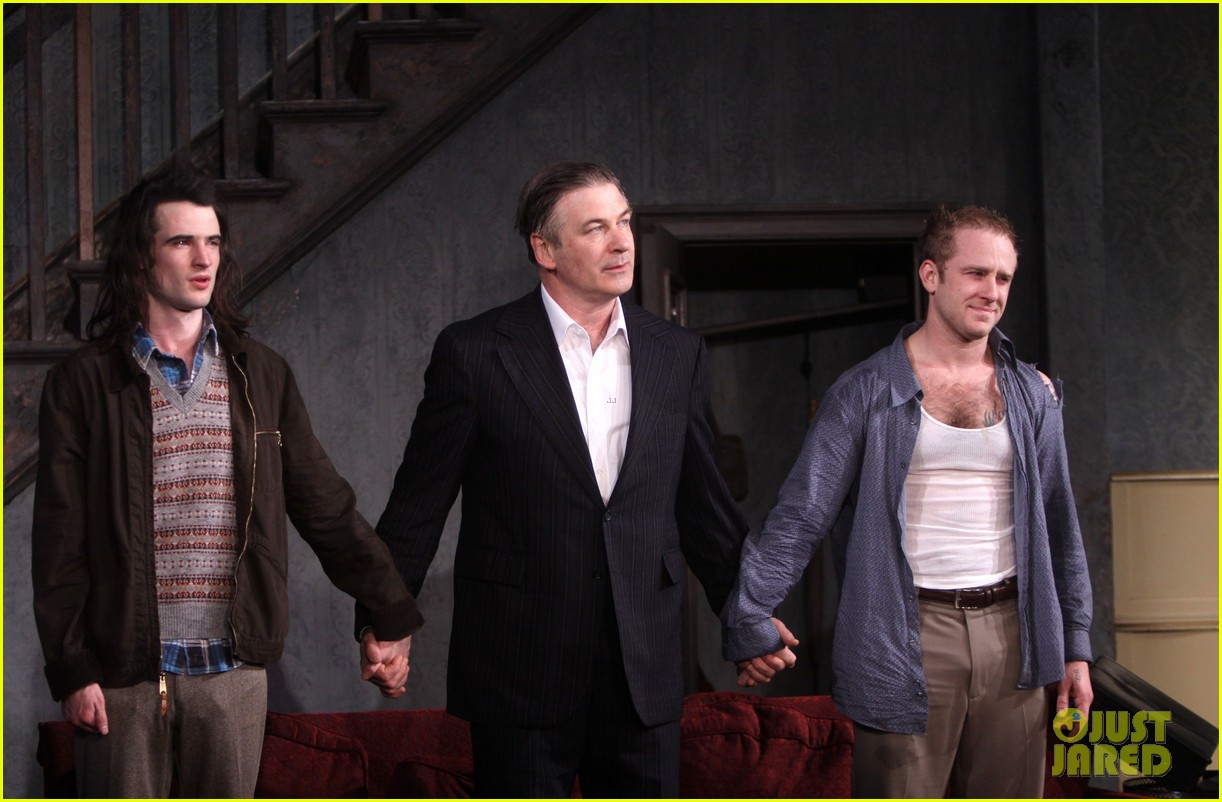 ben foster tom sturridge orphans broadway opening 202853618