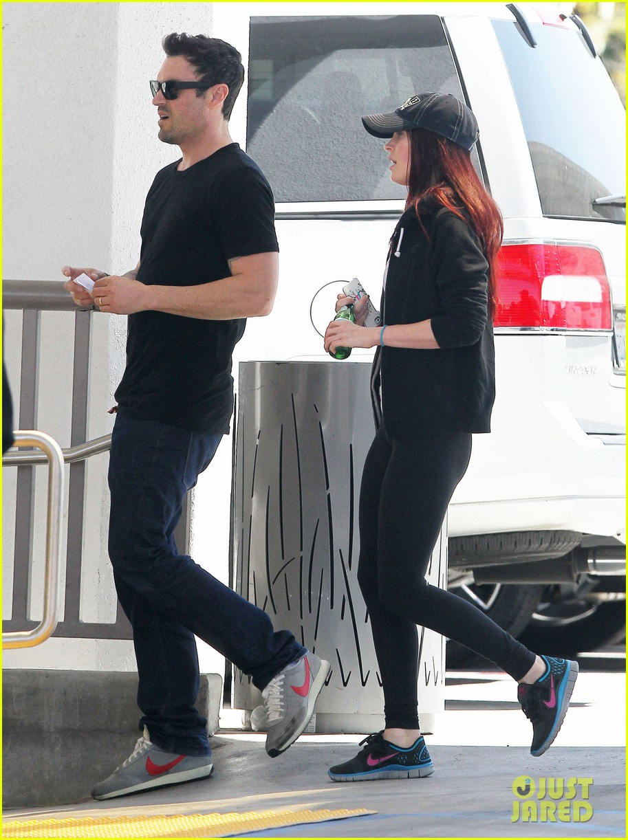 megan fox brian austin green sunday lunch lovebirds 052855251