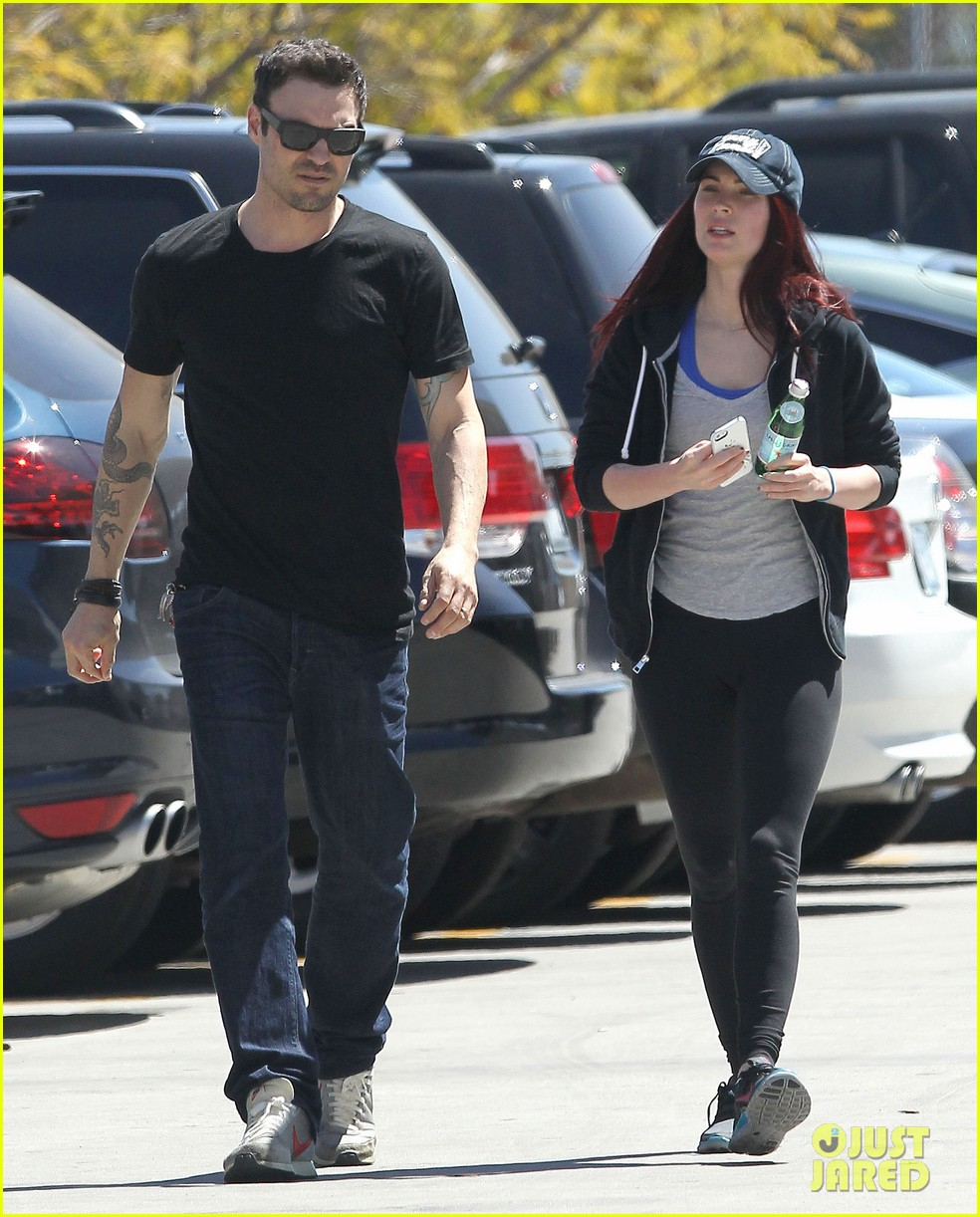 megan fox brian austin green sunday lunch lovebirds 062855252