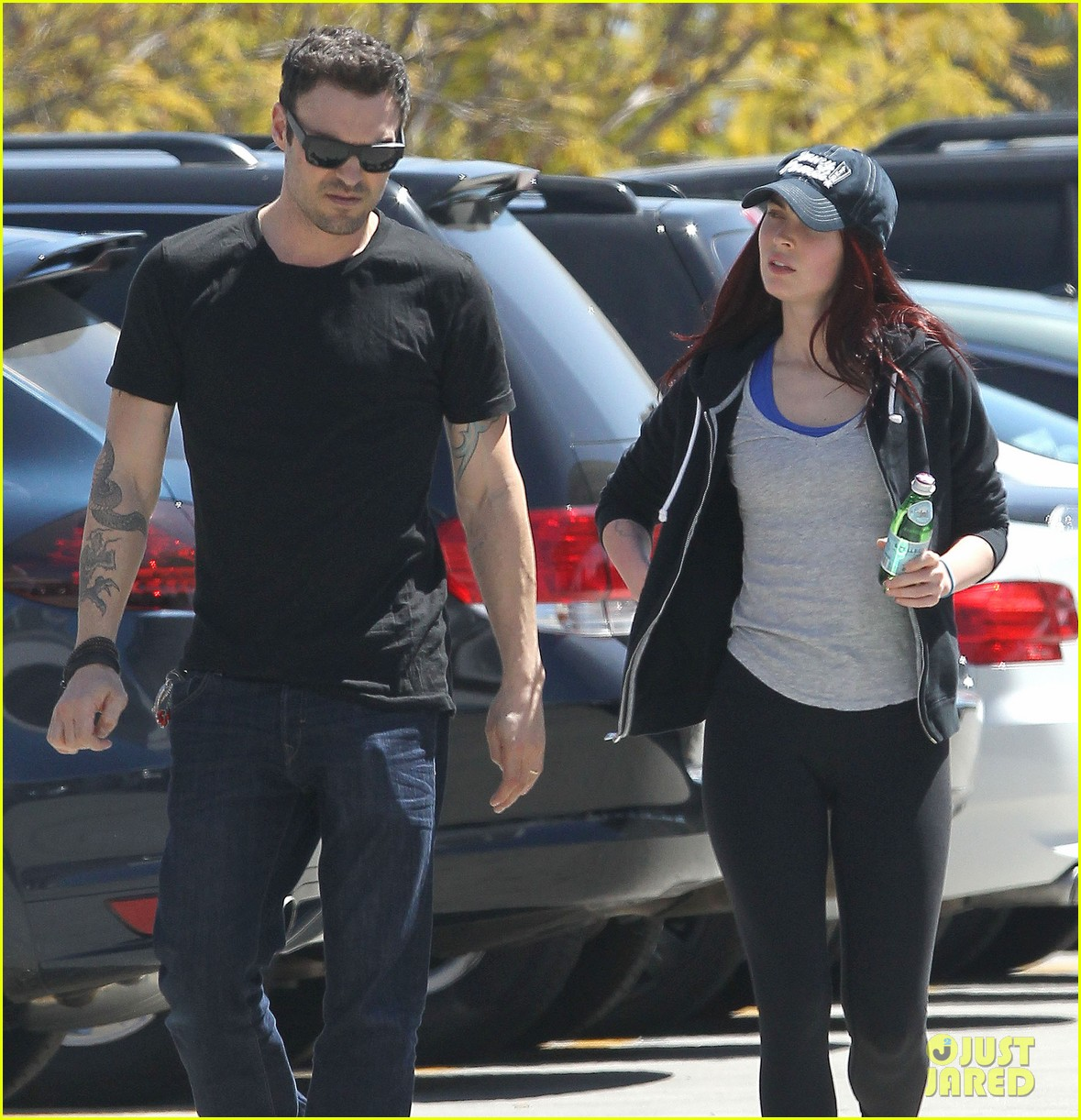 megan fox brian austin green sunday lunch lovebirds 102855256