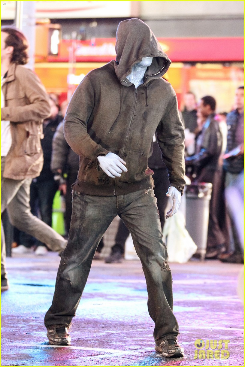 jamie foxx as electro in amazing spider man 2 first look 032851285