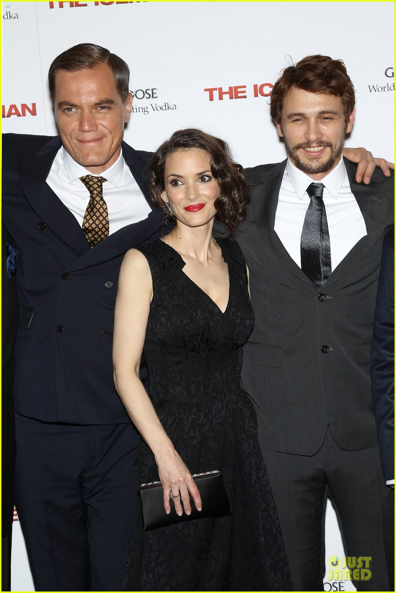 james franco winona ryder the iceman new york screening 022861051