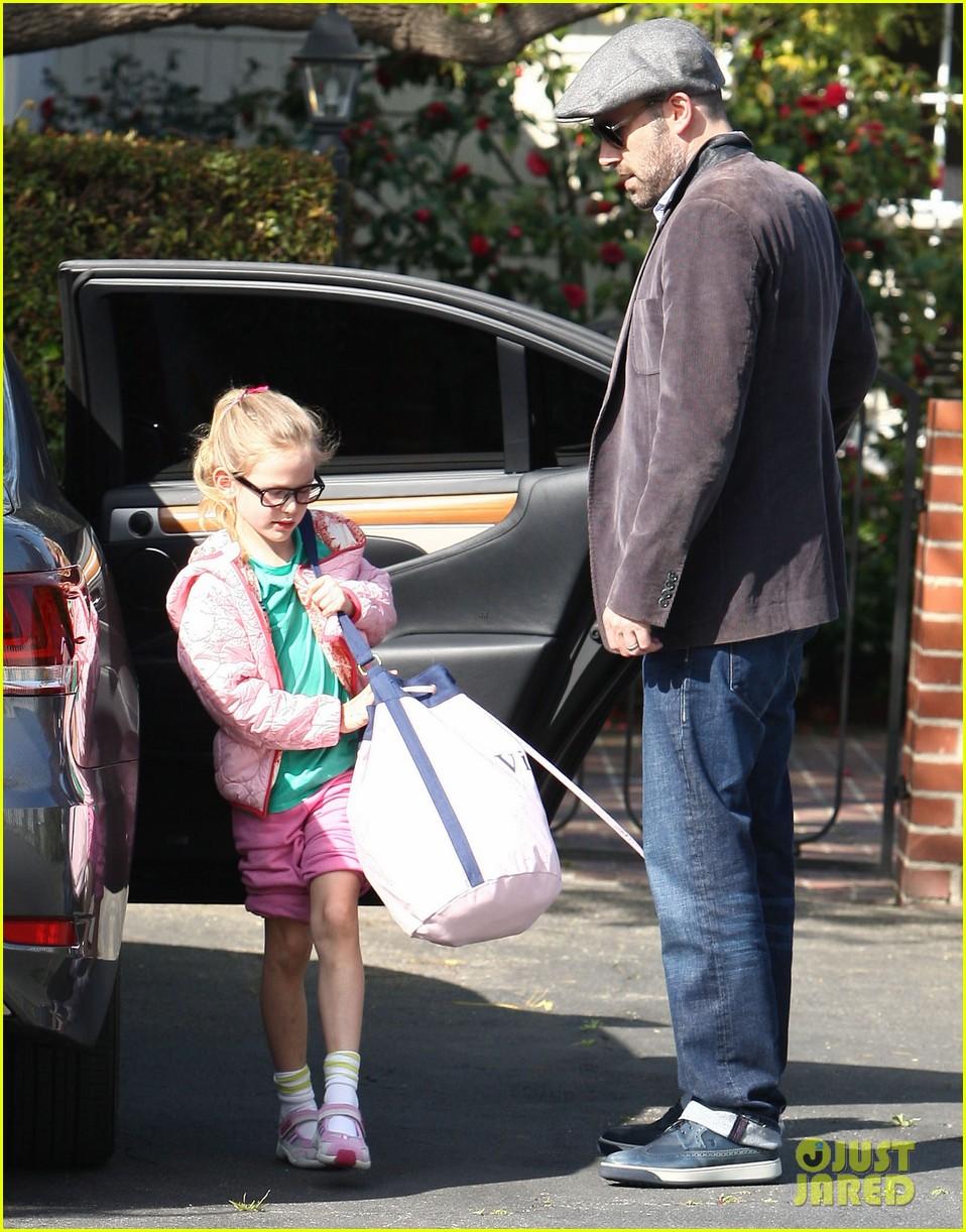 jennifer garner visits new york ben affleck on daddy duty 092843043