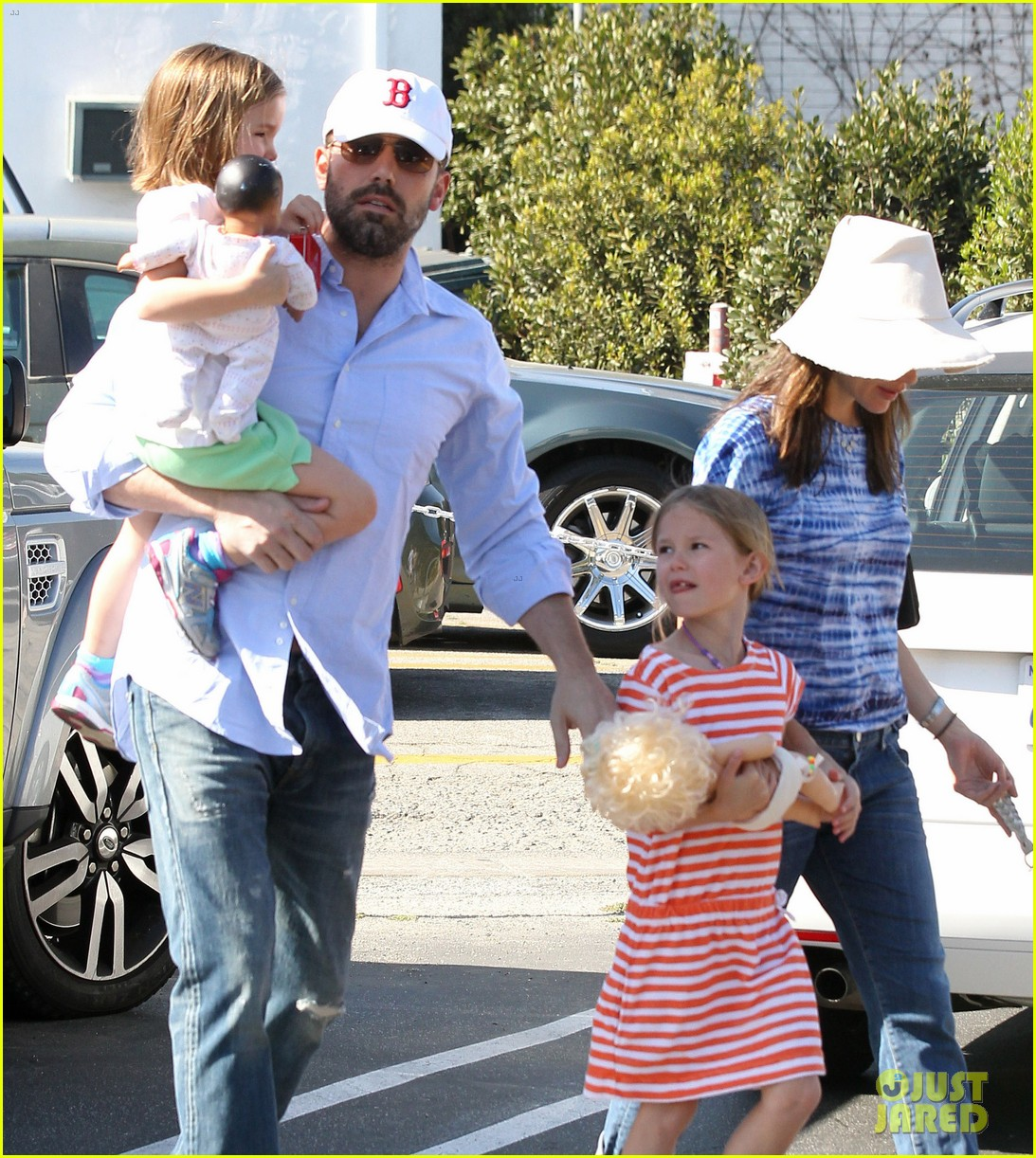 jennifer garner ben affleck weekend shopping with the girls 112855029