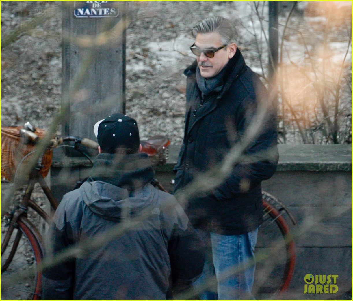 george clooney matt damon the monuments men in berlin 362843303