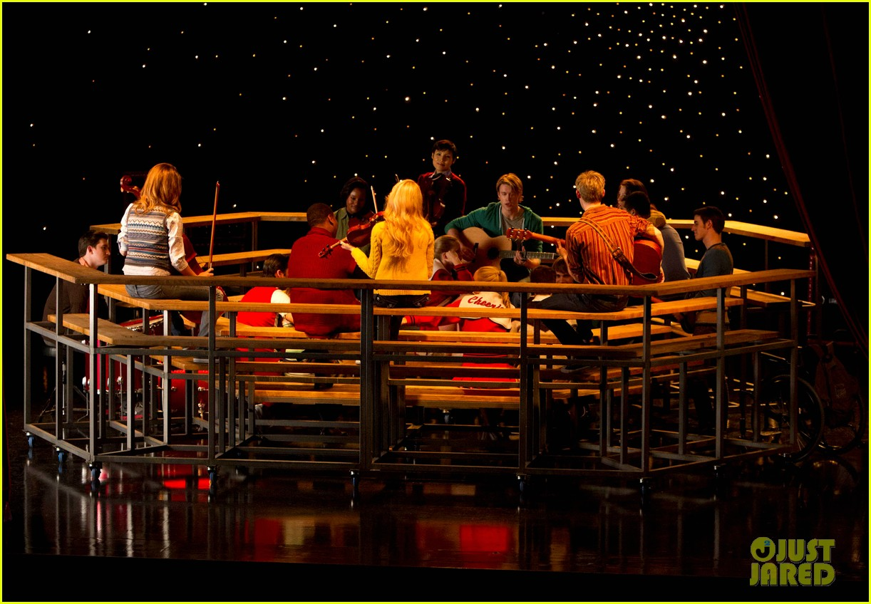 glee shooting star preview songs photos spoilers 032847015