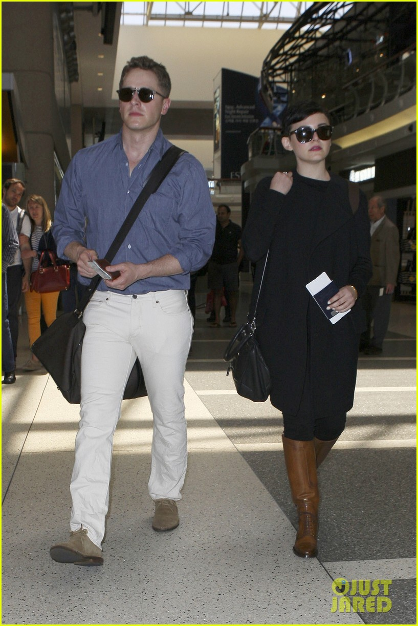 ginnifer goodwin josh dallas lax lovebirds 112856518