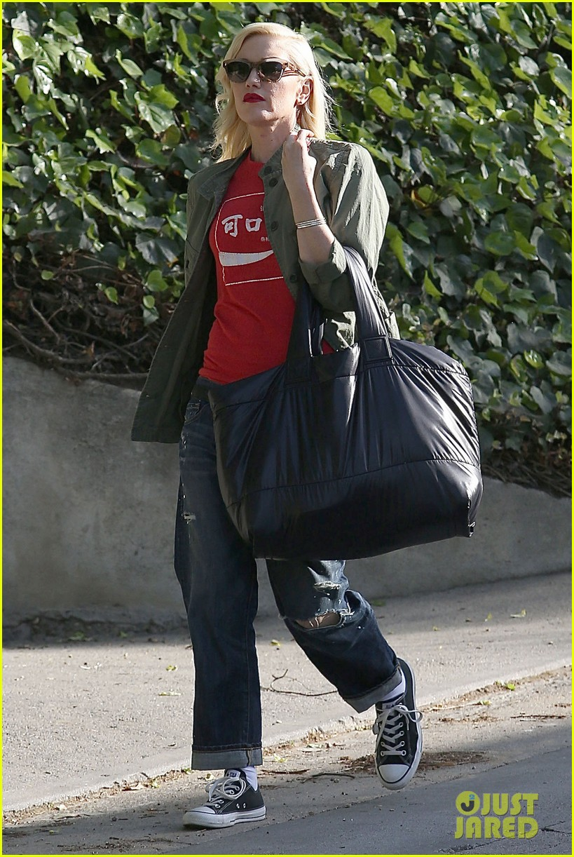 gwen stefani tuesday errands in la 07