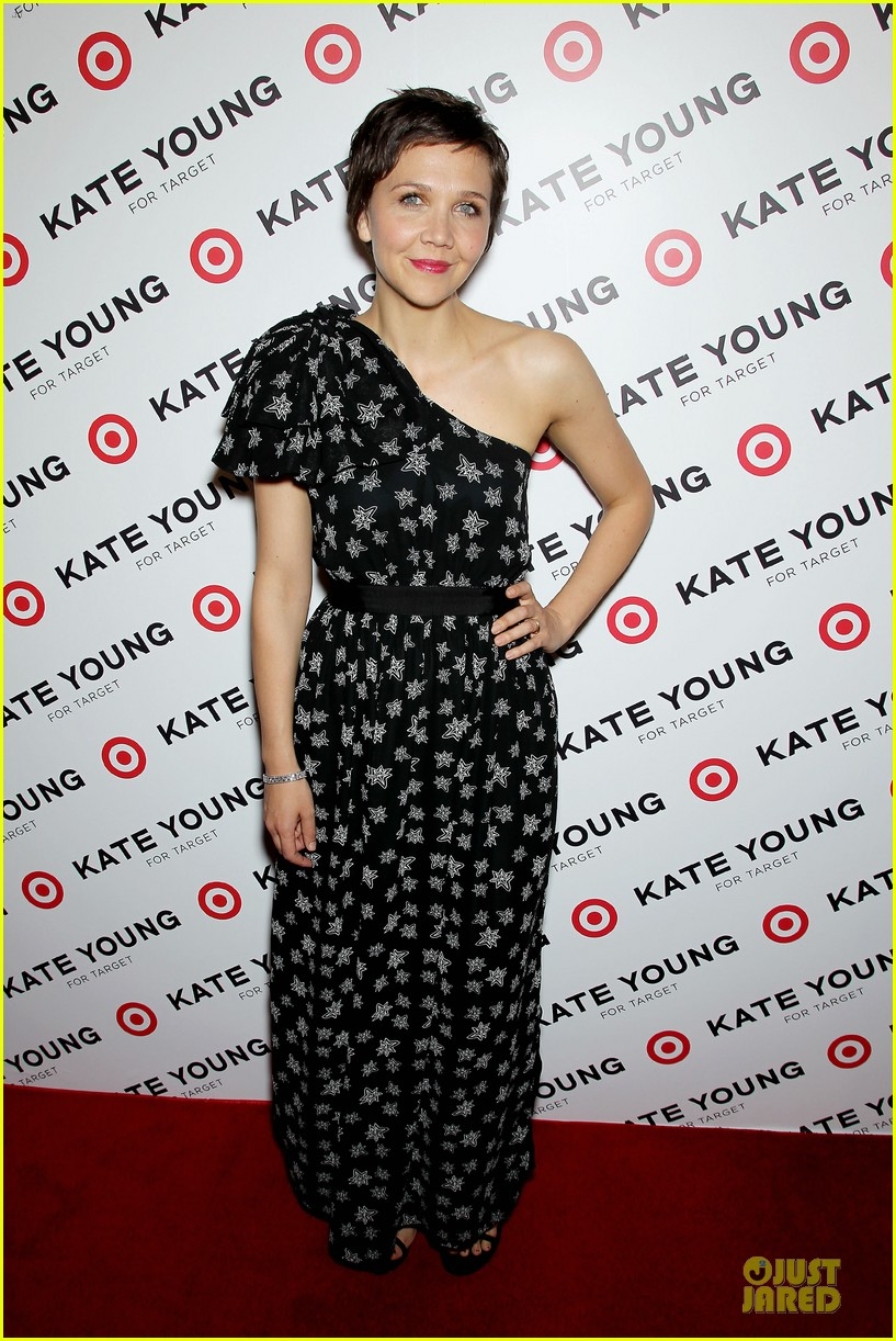 maggie gyllenhaal kate mara kate young for target launch 012846449