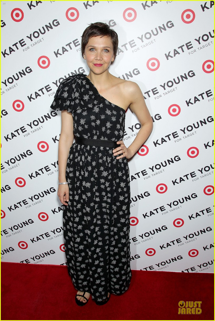 maggie gyllenhaal kate mara kate young for target launch 072846455