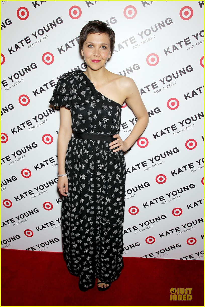 maggie gyllenhaal kate mara kate young for target launch 082846456