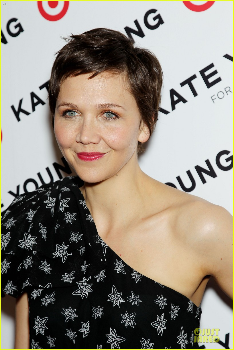 maggie gyllenhaal kate mara kate young for target launch 16