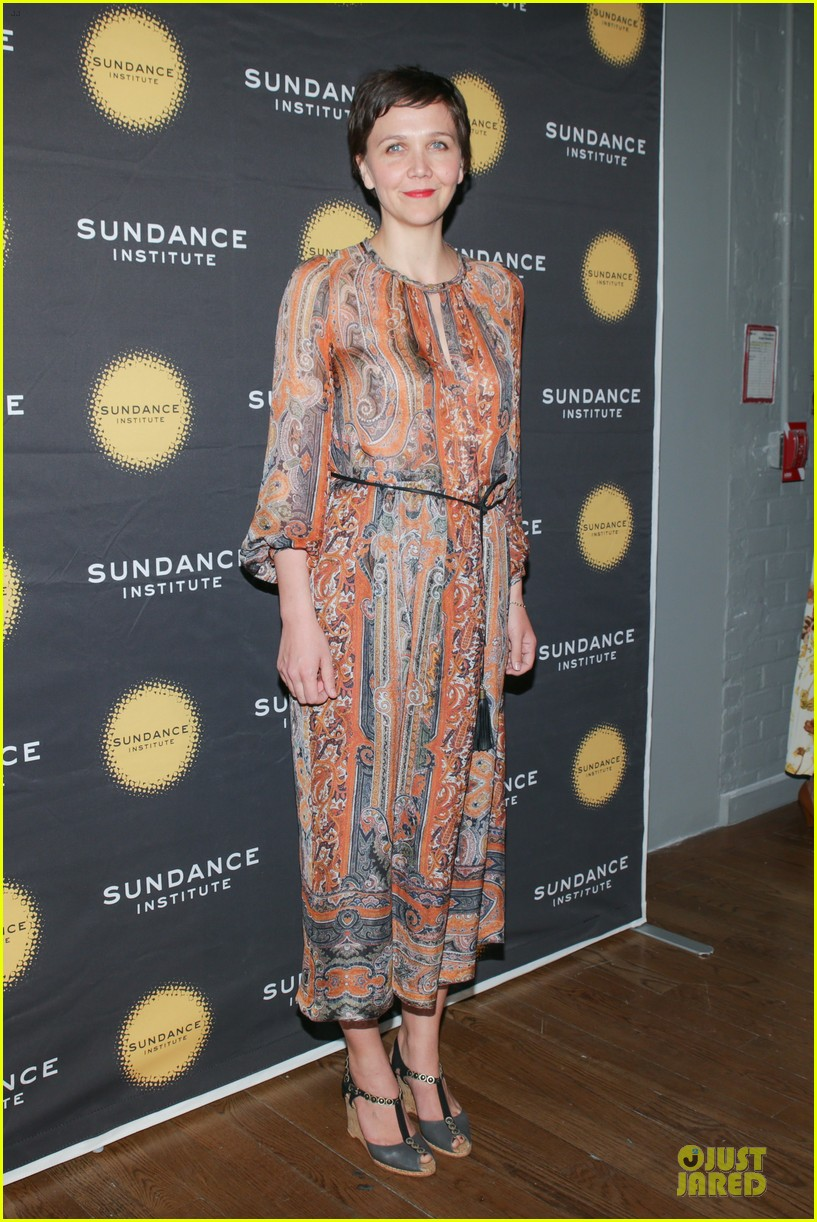 maggie gyllenhaal sundance theatre program benefit performer 01
