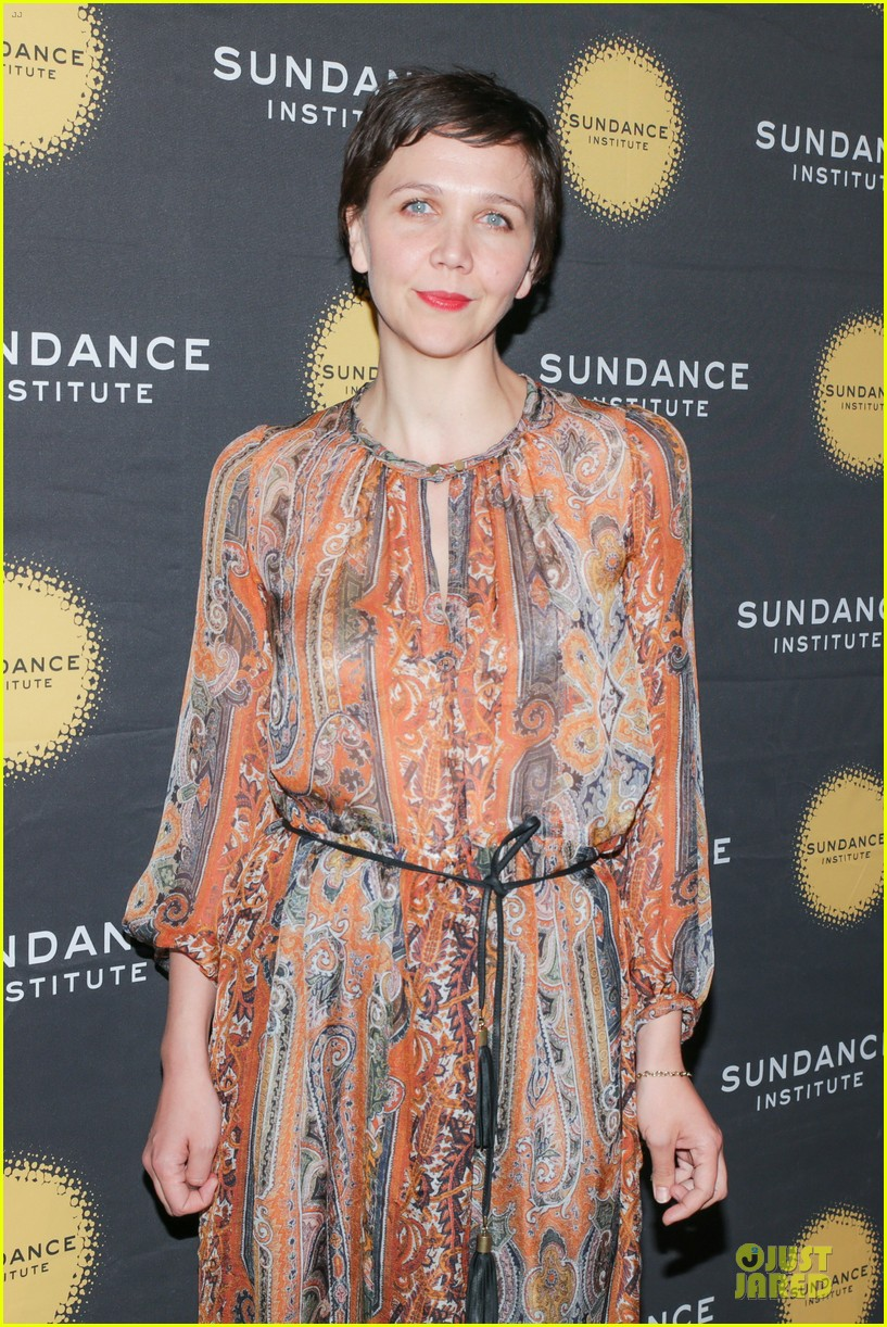 maggie gyllenhaal sundance theatre program benefit performer 082845966
