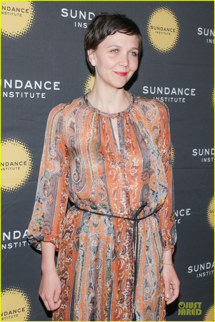 maggie gyllenhaal sundance theatre program benefit performer 112845969