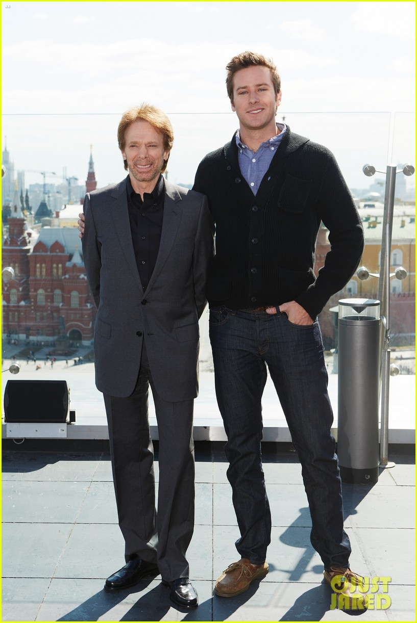 armie hammer joins tom cruise in man from uncle 022857489