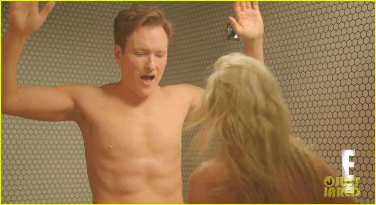 chelsea handler conan obrien nude shower video 032843010