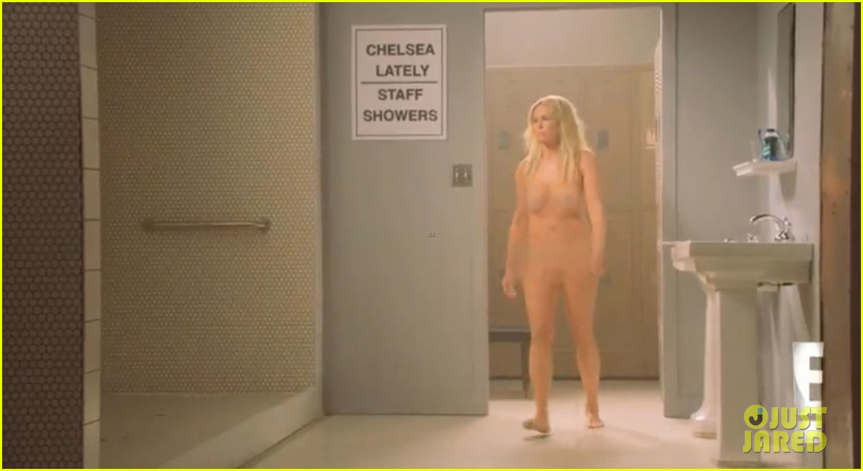 chelsea handler conan obrien nude shower video 092843016