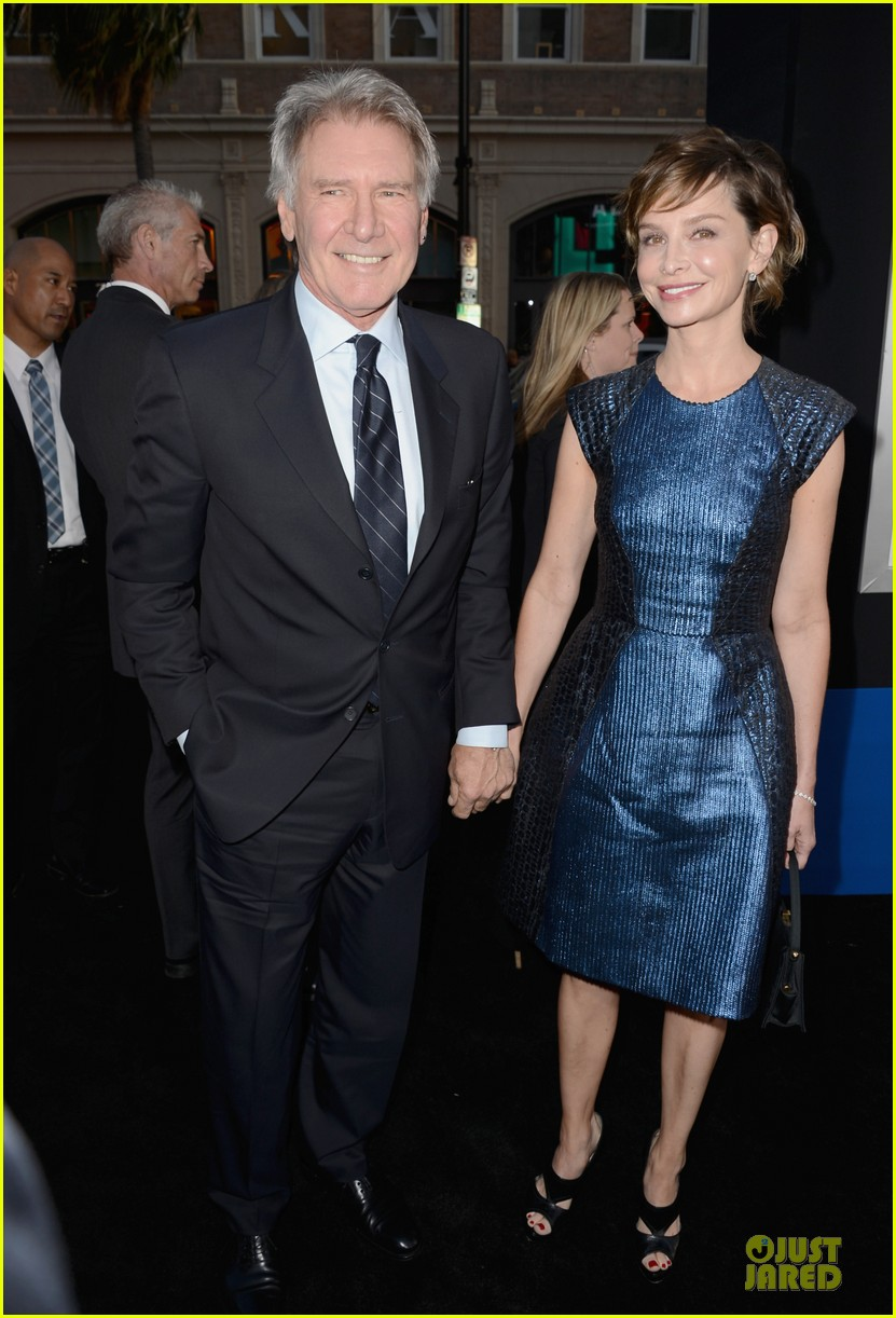 harrison ford calista flockhart 42 hollywood premiere 082846530