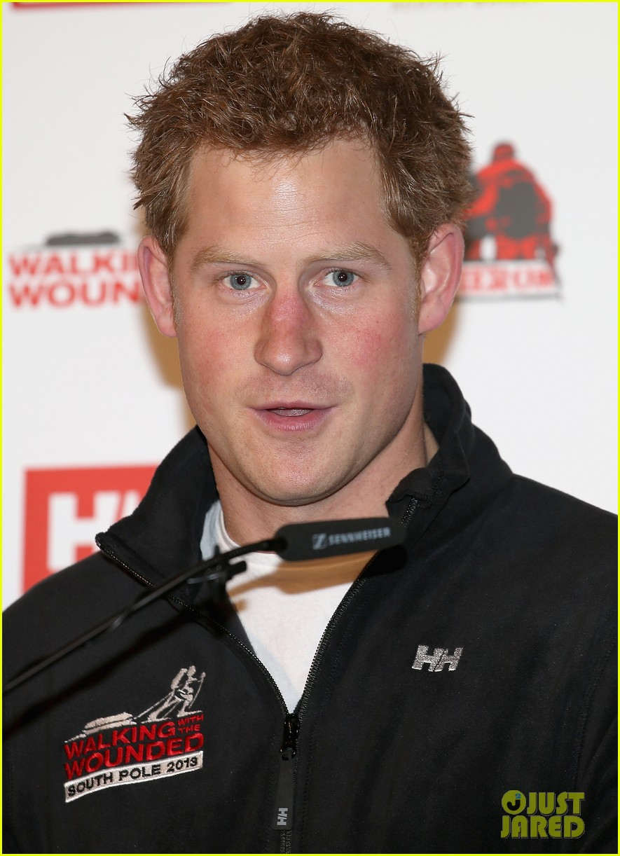 prince harry south pole bound for walking with wounded 092853515