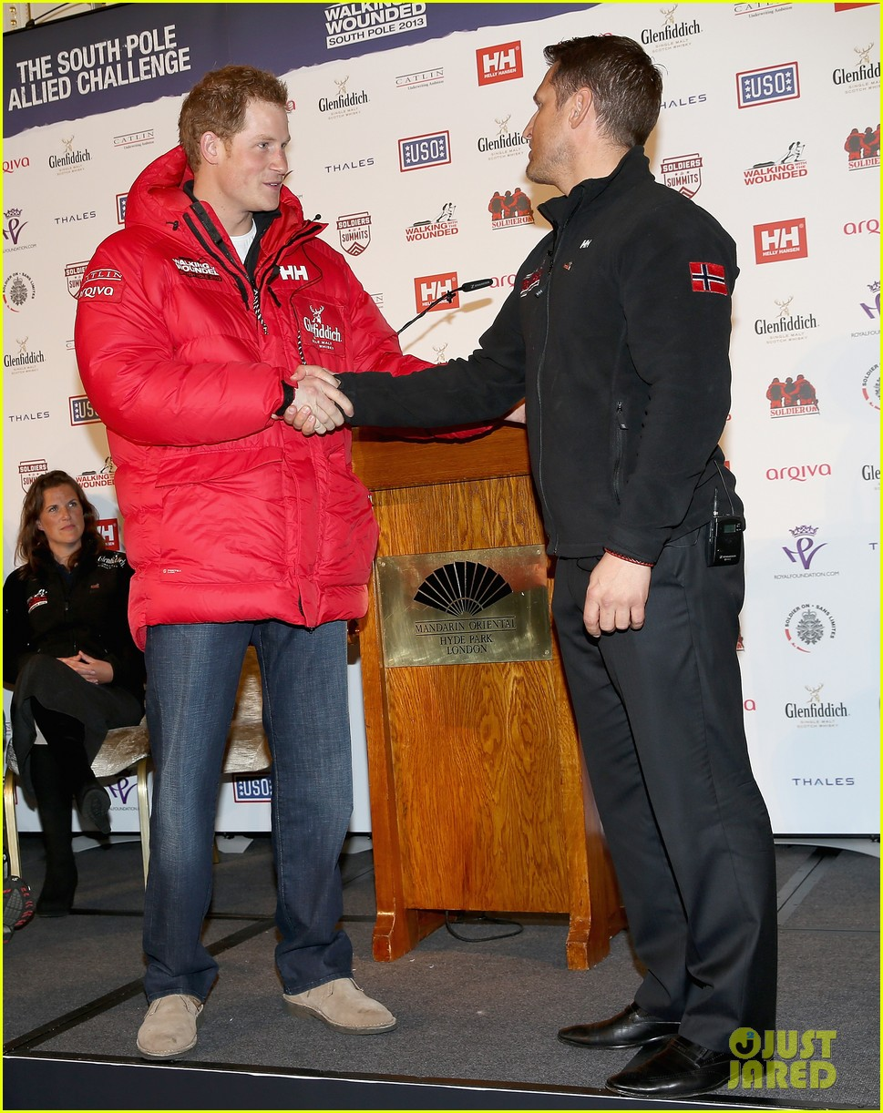 prince harry south pole bound for walking with wounded 102853516