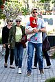 chris hemsworth elsa pataky lunchtime with india 06