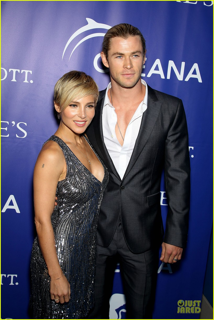 chris hemsworth elsa pataky inaugural oceana ball 35